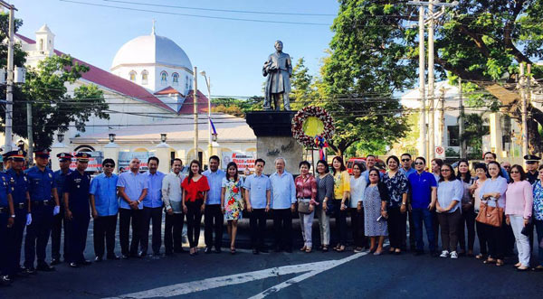 100 Batangas City Celebrates 118th Independence Day